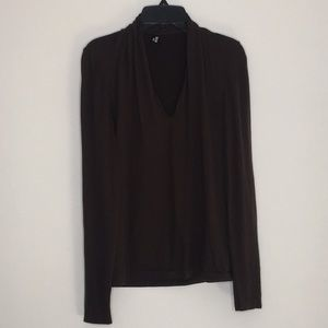 Wolford long sleeve shirt size small